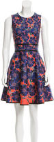 Cynthia Rowley Floral Printed A-Line Dress