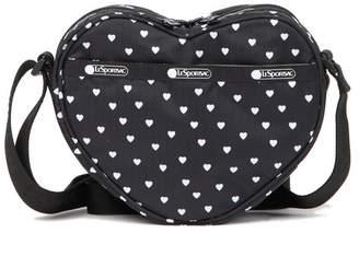 Le Sport Sac Valentine Sweetheart Crossbody Bag