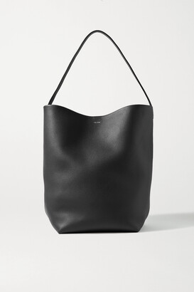 The Row N/s Park Textured-leather Tote