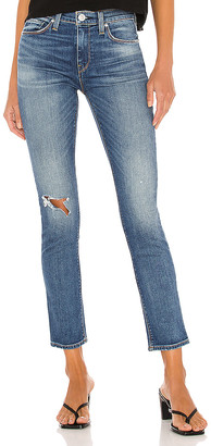 Hudson Nico Mid Rise Skinny Ankle. - size 24 (also