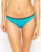Asos Mix and Match Contrast Brazilian Bikini Bottom
