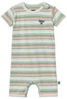 Hummel Green/Orange Strive Bodysuit