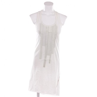 Isaac Sellam White Cotton Dress for Women