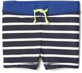 Gap Stripe swim briefs