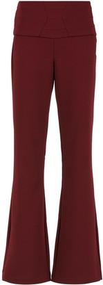 Olympiah Sisa flared trousers