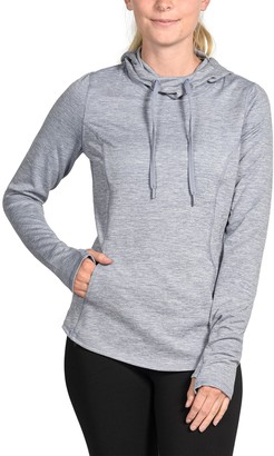 90 Degree By Reflex Cold Gear Heathered Hoodie