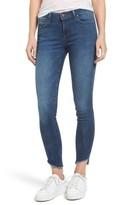 Fidelity Women's Mila Step Hem Skinny Jeans
