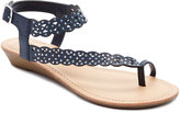 Unlisted Navy Color Chain Sandal