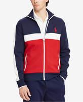 Polo Ralph Lauren Men's Double-Knit Track Jacket, A Macy's Exclusive Style