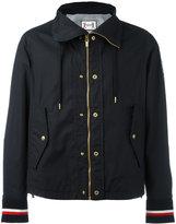 Moncler Gamme Bleu buttoned jacket