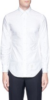 Thom Browne Embroidered Oxford shirt