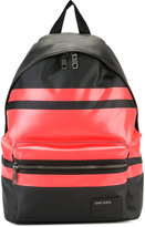 Diesel Iron backpack - men - PVC - One Size