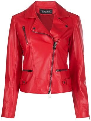 Simonetta Ravizza Babis moto jacket