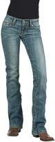 Stetson Gold Leaf Jeans - Low Rise, Bootcut (For Women)