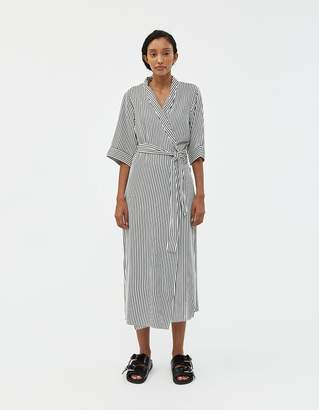 Just Female Beach Wrap Dress