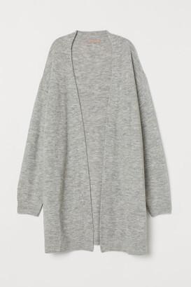 H&M H&M+ Long cardigan