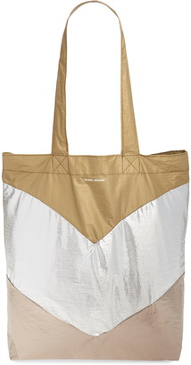 Isabel Marant Woom Packable Nylon Tote