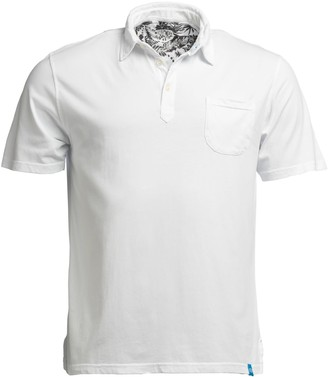 Panareha Daiquiri Pocket Polo white