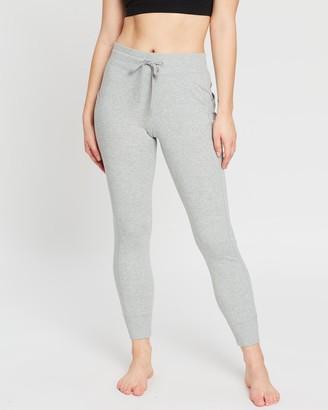 Gaiam Flow Fleece Fitted Pants