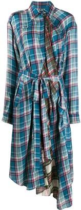 Preen by Thornton Bregazzi piper checkered dress
