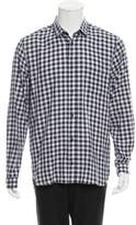 Won Hundred Norman Gingham Shirt