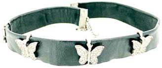 Arthur Marder Fine Jewelry Silver 0.80 Ct. Tw. Diamond Collar Necklace