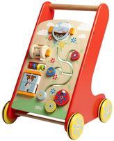 Baby Essentials TIDLO Wooden Activity Walker