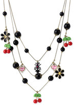 'Betsey's Picnic' Illusion Necklace