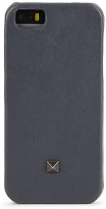 Valentino Garavani Leather iPhone Case- 5/5S