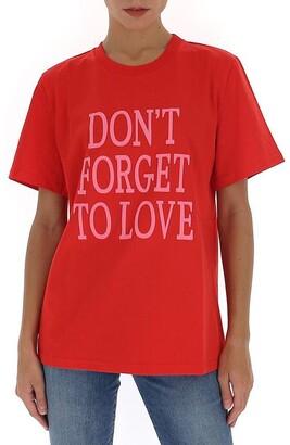 Alberta Ferretti Printed T-Shirt