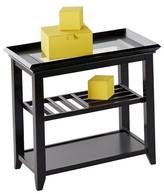 Progressive Sandpiper End Table - Black Furniture