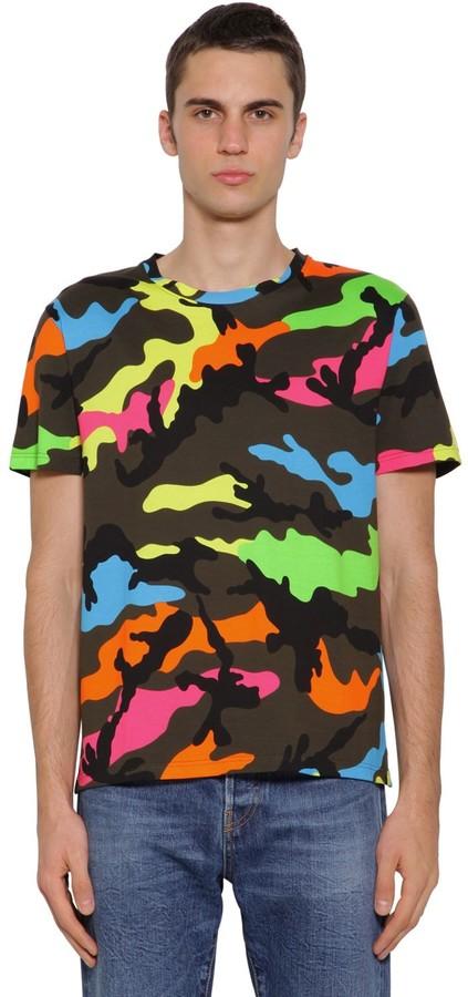 1782dd40 Mens Camo T Shirt - ShopStyle UK