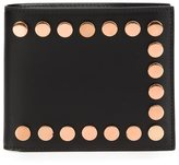 Givenchy studded billfold wallet
