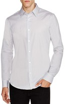 Light Grey Button Down Shirt - ShopStyle