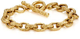 Cathy Waterman Women's Dogwood Oval-Link Bracelet