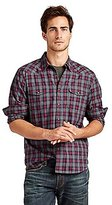 Lucky Brand Men's Underwood Western Shirt