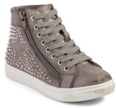 Steve Madden Girl's Rebel Hidden Wedge Sneaker