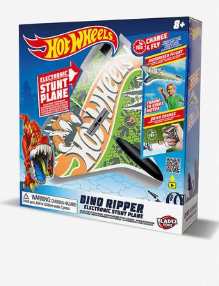 Hot Wheels Dino Ripper Electronic Stunt Plane
