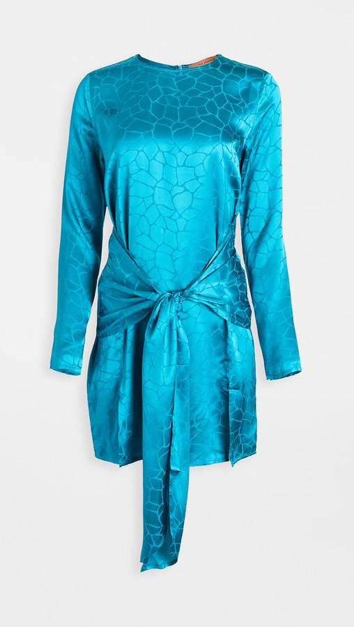 The Andamane Eugenie Dress