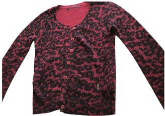 GUESS Red Wool Knitwear for Women