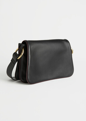 And other stories Small Leather Shoulder Bag