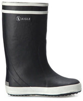 Aigle Fur-Lined Lolly Pop Fur Rain Boots