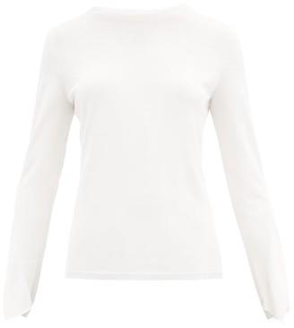 Max Mara Arabba Sweater - White