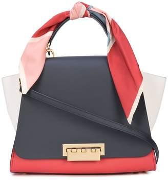 Zac Posen Eartha Soft Top Handle w/ Scarf bag