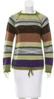 Missoni Patterned Wool Sweater