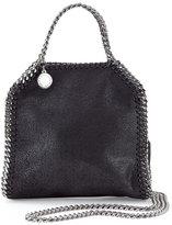 Stella McCartney Tiny Falabella Tote Bag, Black