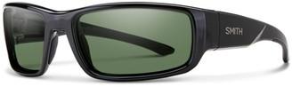 L.L. Bean Men's Adults' Smith Survey Carbonic Polarized Fishing Sunglasses