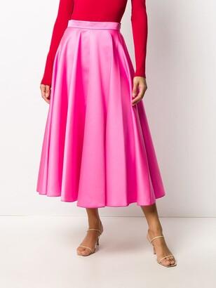 Maison Rabih Kayrouz flared A-line midi skirt