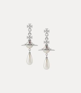 Vivienne Westwood Pearl Drop Earrings