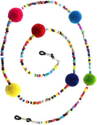 Fenteer Beaded Glasses Chain Cord String for Sunglasses Eyeglass